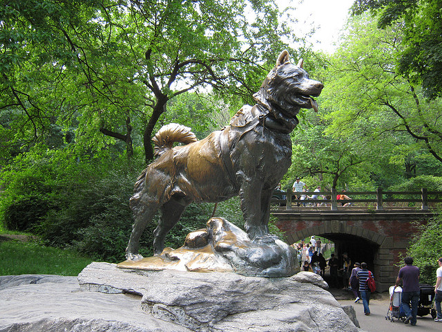 Monument Monday: Balto