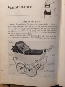 how to care for a pram