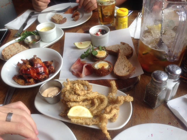 Try these yummy dishes at your next pub visit