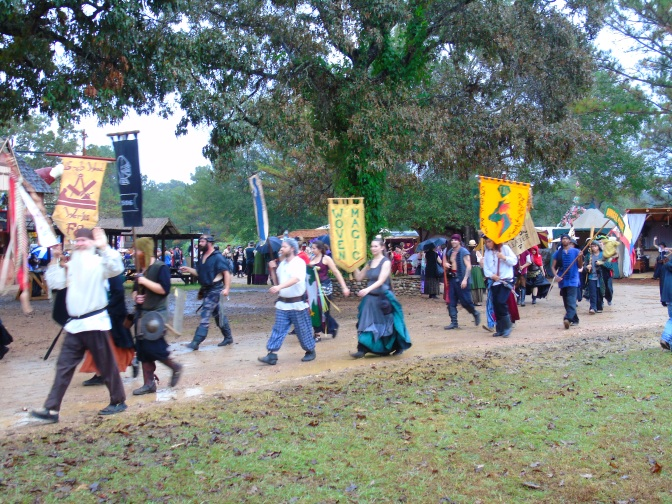 8 Things to do at the Texas Renaissance Festival